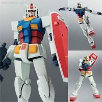 ROBOT魂 (SIDE MS) RX-78-2 ガンダム ver. A.N.I.M.E. 機動戦士...