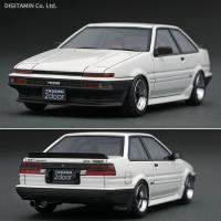 イグニッションモデル 1/43 トヨタ スプリンター トレノ 2Dr GT Apex (AE86) ...
