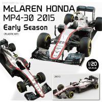 エブロ 1/20 マクラーレン ホンダ(McLAREN HONDA) MP4-30 2015 Ear...