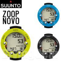 人気メーカーSUUNTO(スント)のコストパフォーマンスに優れた大型モニター搭載の「ZOOP NOV...