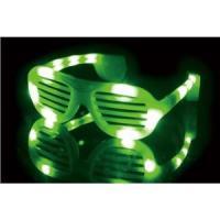 ELEX(エレクトリック イーエックス)光るサングラス 緑