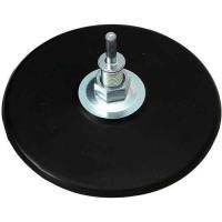 電動ドライバー ドリル用(SK11)ラバーパット 125mm(用途)/ペーパー磨き作業、ボンネットで...