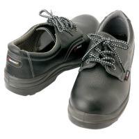アイトス セーフティシューズ(ウレタン短靴ヒモ)(男女兼用) 710ブラック 22.5 59801-710-22.5