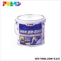 規格: ●3kg 特長: ハケ・コテバケ・コテで塗れる厚膜タイプの断熱・防水材です。 銀光沢に仕上が...