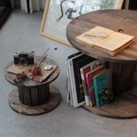 DIY FACTORY 組立て簡単!木製ドラムキット(テーブル向けサイズ) 直径:600mm 高さ:370mm|diy-tool|03