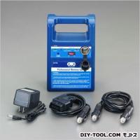 エスコ 12Vメモリーセーバー(充電式) EA640TH-10 ●電源…充電式バッテリー(12V) ...
