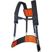 ●肩や腰への負担を軽減する立体EVAクッション仕様で作業効率アップします。●サスペンダーとサポートベ...