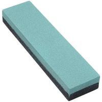 両面使える2役砥石です。(120)厚刃物の荒研ぎに使用します。(220)薄刃物の荒研ぎに使用します。...