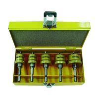 ●インパクト用のハイスホールソーです。●薄鉄板(1.6mm)、アルミ板(1.6mm)、FRP板、合板...