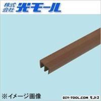 ■用途・特徴:一般的に使用頻度の高い汎用型材です。レールとして使用されています。  ■材質:硬質PV...