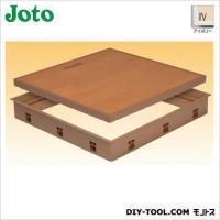 高気密型床下点検口(蓋+枠) 枠材には防腐性に優れ、室温との温度差が少ない樹脂を採用。アルミ製などに...