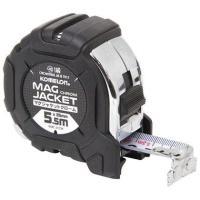 ・ 衝撃に強いジャケットタイプ ・ 測定に便利な両面目盛 ・ 一人で楽に測定できる強力マグネット爪 ...