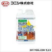 コニシ スーパークリスタル 床用ワックス 1L (#80627)