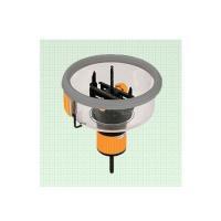 天井材の穴あけにシャンク径(φ10mm)石膏ボード合板用●丈夫な透明カバーと防塵クッション付ですから...