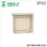 種類:屋根付/ヨコ型取付スペースELB:3P60AF×2ボックス外形寸法(mm):タテ/280ヨコ/...