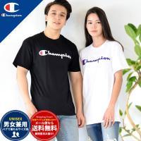 アメリカを代表するスポーツブランドChampionの日本未発売のUS規格モデルのロゴプリントTシャツ...