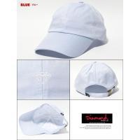 Diamond Supply Co ダイヤモンドサプライ キャップ メンズ カーブキャップ 6パネル 帽子 B17DMHZ02