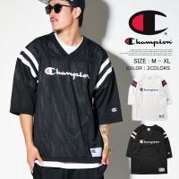 アメリカを代表するスポーツブランドChampionのホッケーTシャツが入荷です。 スポーティーなメッ...