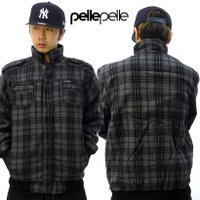 Lサイズ PELLEPELLE ペレペレ ジャケット B系 ストリート系 ファッション  商品説明 ...