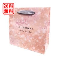 送料無料定形外郵便 ジルスチュアート JILL STUART セルフラッピング ブランド袋 L 1枚 ダズリング ワンダーランド