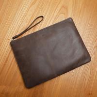 送料無料牛革 本革 クラッチバッグ セカンドバッグ レザー バッグ カバン 鞄 アメカジ メンズ