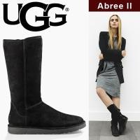 UGG Women's ABREE II 1016590 アグ ウィメンズ アブリー  アッパー:シ...