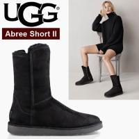 UGG Women's ABREE SHORT II 1016589 アグ ウィメンズ アブリー シ...