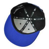 [送料無料] NEW ERA ニューエラ キッズ Kid's 9FIFTY NEW YORK CITY ブラック × ホワイト ブライトロイヤルバイザー [70349967] キャップ 帽子 スナップバック