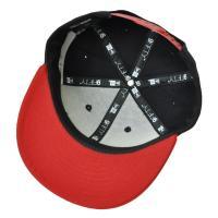 [送料無料] NEW ERA ニューエラ キッズ Kid's 9FIFTY NEW YORK CITY ネイビー × ホワイト スカーレットバイザー [70349966] キャップ 帽子 スナップバック