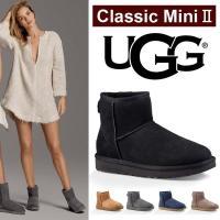 UGG Women's Classic Mini II 1016222 アグ ウィメンズ クラシック...