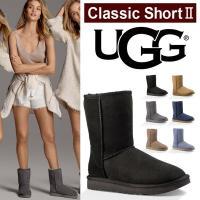 UGG Women's Classic Short II 1016223 アグ ウィメンズ クラシッ...