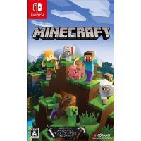 ■タイトル:Minecraft ■ヨミ:マインクラフト ■機種:Nintendo Switch ■ジ...