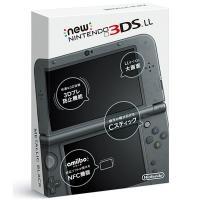■タイトル:New Nintendo 3DSLL メタリックブラック ■ヨミ:ニューニンテンドー3D...