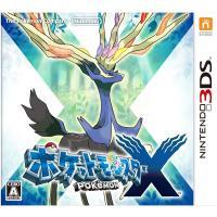 ポケットモンスターX 3DS ソフト CTR-P-EKJJ / 新品 ゲーム|dorama