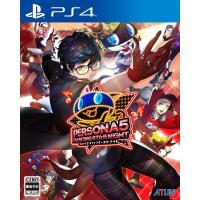 ペルソナ5 ダンシング・スターナイト PS4 / 新品 ゲーム|dorama