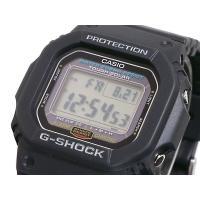 カシオ CASIO Gショック G-SHOCK タフソーラー 腕時計 メンズ G5600E-1