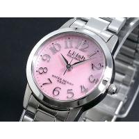 シチズン CITIZEN リリッシュ LILISH ソーラー 腕時計 レディース H997-901