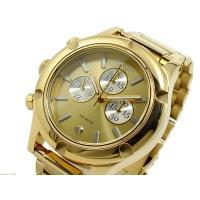 ニクソン NIXON CAMDEN CHRONO クロノグラフ 腕時計 A354-1219 ゴールド