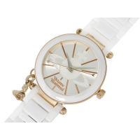 ヴィヴィアンウエストウッド Vivienne Westwood セラミック 腕時計 レディース VV...