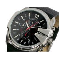 ディーゼル 腕時計 DIESEL メンズ DIESELディーゼル クロノグラフ DZ4182 ディー...