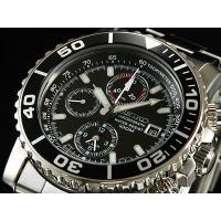 セイコー SEIKO アラーム クロノグラフ 腕時計 メンズ SNA225P1 セイコー腕時計