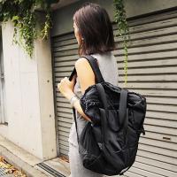 [予約]トートバッグにもリュックにも使える2WAYタイプのバックパック。 レディース、メンズと兼用し...