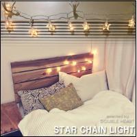お部屋をセンスアップしてくれるら間接照明です!! キッズルームやベッドルームに。 星型だからクリスマ...