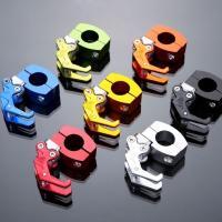 セット内容:コンビニフック×1 材質:アルミ 対応ハンドル径:約22mm PCX、GROMなどにお奨...