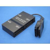 商品詳細: コントローラコネクター×4 メモリーカードスロット×4  対応機種: PS2(10000...
