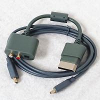 新品未使用  サードパーティ製  ケーブル長 HDMIケーブル:約1.8m  AVケーブルも付属して...