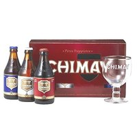 ビール プレゼント 贈り物  ビール シメイ トライアルセット (レッド・ブルー・ホワイト330ml各1本、専用グラス付き) beer