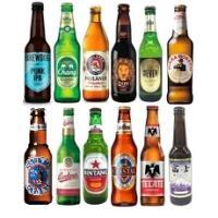 <父の日(6/20)以降の出荷予定!> ビール <当店限定!> 送料無料 世界のビール 12本セット!<第8弾> 【やまいちオリジナルセット!】 beer