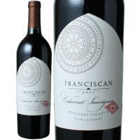 ワイン カリフォルニア ナパヴァレー カベルネ・ソーヴィニヨン 2014 フランシスカン 赤