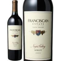 ワイン カリフォルニア ナパヴァレー メルロー 2013 フランシスカン 赤